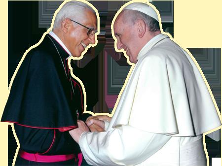 Papa y Montero